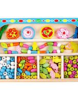 Набор для творчества Конструкторы Обучающая игрушка Для получения подарка Конструкторы Дерево 2-4 года 5-7 лет Игрушки