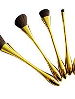 Pinceau à Blush Pinceau Fard à Paupières Pinceau à Sourcils Pinceau Poudre Autre Pinceau Poil SynthétiqueProfessionnel Voyage Couvrant