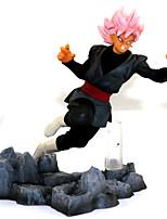 Anime actie figuren geïnspireerd door draken bal zoon goku 13 cm model speelgoed pop speelgoed
