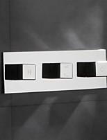 douche laiton monté surface robinet chauffe-eau solaire vanne de mélange robinets chauds et froids douches commutateur robinet de salle de