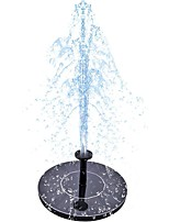 Floating Water Pump Solar Panel Garden Plants Watering Power Fountain Pool Solar water Pump for Fountain Garden Pond