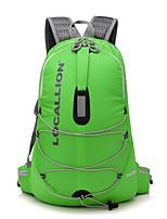 45 L Rucksack Camping & Wandern Klettern Wasserdicht tragbar Multifunktions Telefon/Iphone Nylon