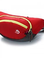 10 L Sacs Banane Escalade Sport de détente Camping & Randonnée Etanche Résistant à la poussière Vestimentaire Multifonctionnel
