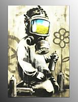 Fotografische Print Menschen Modern,Ein Panel Leinwand Vertikal Druck-Kunst Wand Dekoration For Haus Dekoration