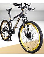 Горный велосипед Велоспорт 27 Скорость 26 дюймы/700CC Двойной дисковый тормоз Передняя вилка с амортизацией Рама из алюминиевого сплава