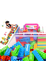 Children's Plastic Plastic Building Blocks assembled 3-6 Years Old 1-2 Kindergarten Baby Boys And Girls Educational Toys Wholesale
