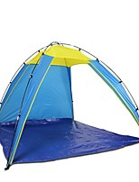 3-4 Personen Zelt Einzeln Einzimmer Camping ZeltCamping Reisen-