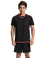 MTIGER SPORTS® Men's Soccer Tracksuit Breathable Comfortable Summer Sports Terylene Football/Soccer