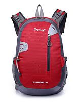 30 L mochila Escalada Deportes recreativos Acampada y Senderismo Resistente a la lluvia A prueba de polvo Transpirable Multifuncional