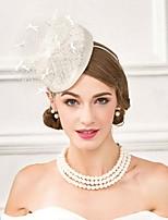 פשתן כיסוי ראש-חתונה אירוע מיוחד קז'ואל משרד וקריירה כובעים חלק 1