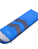 Sleeping Bag Rectangular Bag Single 5-15 Hollow Cotton70 Camping Traveling Outdoor Indoor Waterproof Breathability Keep Warm 徽羚羊