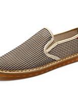 -Для мужчин-Для прогулок-Ткань-На плоской подошве-Удобная обувь-Кеды