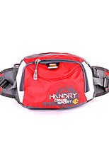 15 L Belt Pouch/Belt Bag Climbing Leisure Sports Camping & Hiking Rain-Proof Dust Proof Breathable Multifunctional