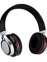 Universella trådlösa hörlurar över örat Bluetooth-headset med LED-lampa stereohörlur för iPhone alla android-smartphones PC-bärbara mp3 /