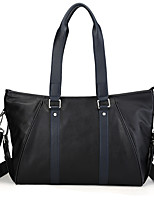 Unisex Cowhide Casual Outdoor Tote All Seasons