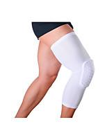 Фиксатор колена для Альпинизм Активный отдых Баскетбол Для мужчин Дышащий Быстровысыхающий Стреч ЗащитныйСпортивный На каждый день Для
