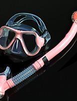 Дайвинг Маски Трубки Защитный Подводное плавание и снорклинг Сплав Эко PC