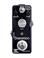 Eno Music EX Micro DM-3 Metal Distortion Guitar Effect Pedal Micro As MOOER