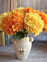 1 Филиал Шелк Лилии Букеты на стол Искусственные Цветы