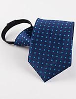 Новый ленивый полосатый деловой мужской галстук