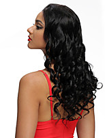 New Fashion Brazilian Virgin Hair Lace Wigs for Black Woman Full Lace Human Hair Wigs Loose Wave  Virgin Hair Wigs Baby Hair