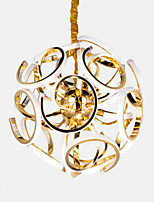 Pendant Light ,  Modern/Contemporary Traditional/Classic Electroplated Feature for LED Mini Style AluminumLiving Room Dining Room Study
