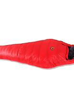 Schlafsack Mumienschlafsack Einzelbett(150 x 200 cm) -20 -10 T/C Baumwolle 210X80 Camping Feuchtigkeitsundurchlässig warm halten