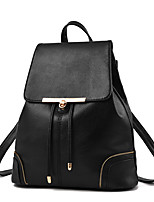 Women PU Formal Casual Outdoor Office & Career Shopping Backpack Summer Winter All Seasons Spring Fall