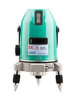 Dca® ff-21b 635nm instrument à marquage laser intégré à laser ligne de nivellement laser