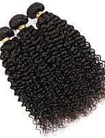 Tissages de cheveux humains Cheveux Brésiliens Très Frisé 12 mois 3 Pièces tissages de cheveux