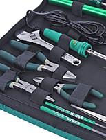 Sata 03780 Haushalt Handwerkzeuge Set grundlegende elektrische Wartung 23 Stück / 1 Satz