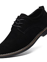 Men's Sneakers Spring Comfort Leather Suede Casual