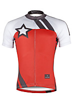 Breathable And Comfortable Paladin Summer Male Short Sleeve Cycling Jerseys DX743