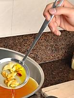 1 ед. Цедилка For Для приготовления пищи Посуда Нержавеющая сталь Высокое качество Творческая кухня Гаджет