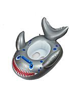 1pc Jouets Gonflables de Piscine Pliable Portable Gonflable Pour Enfants Confortable pour EnfantAccessoires d'Urgence de Voyage Repos de