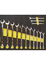 Stanley метрический двойной ключ 14 штук lt-027-23 ручной инструмент