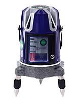 Deke® 5 Line 530nm Infrared Green Laser Marking Instrument Leveling Line Laser