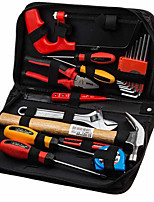 JTECH Electronic Maintenance 18 Pieces 180018 Manual Tool Set
