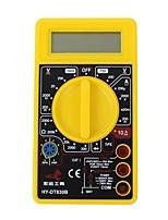 Hold® 130101 автоматический цифровой измерительный мультиметр портативный измеритель ом / вольт метр мультиметр тестер для дома