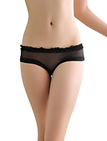 Women's Sexy Lingerie Ultra-thin Briefs Perspective Nightwear Panties One Size