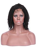Beata Hair 7A Grade Human Hair Wigs for Black Women Brazilian Virgin Hair Kinky Curly Glueless Lace Front Wigs