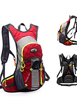 mochila para Fitness Deportes de ocio Viaje Ciclismo Carrera Correr Bolsas de DeporteImpermeable A prueba de lluvia Cremallera a prueba