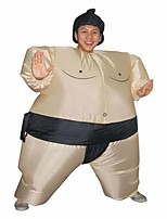 Adults Inflatable Sumo Suits Wrestler Costume Outfits Fat Man Airblown Sumo Run Color Run Marathon Cosplay Purim Halloween