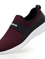 נשים-נעלי ספורט-טול-נוחות סוליות מוארות--שטח יומיומי-עקב נמוך