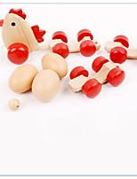Конструкторы Обучающая игрушка Для получения подарка Конструкторы Хобби и досуг Цыпленок Дерево 2-4 года 5-7 лет Игрушки