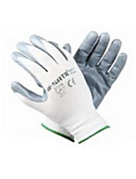 Shida Glove 9 Butyronitrile (Palm Dip) Glove Industry Protection Work Gloves / 1 Pair