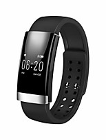 MS01IP65 Waterproof Sleep Exercise Heart Rate Monitor Bluetooth Smart Bracelet for Android IOS