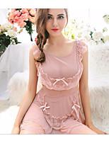 Ultra Sexy Vêtement de nuit Femme,Imprimé10D Polyester