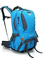 45 L Sac à Dos de Randonnée Escalade Sport de détente Camping & Randonnée Etanche Résistant à la poussière Respirable Multifonctionnel