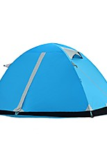 2 persons Tent Double Fold Tent One Room Camping Tent 2000-3000 mm Camping Traveling-